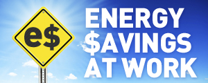 Energy Savings At Work